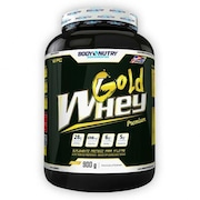 Whey Protein Concentrado Body Nutry Gold Whey - Baunilha - 900g