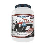 Whey Protein Concentrado Body Nutry NO2 Vit. C & E - Chocolate - 900g