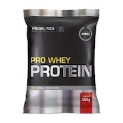 Whey Protein Probiótica Pro Super Formula - Morango - 500g