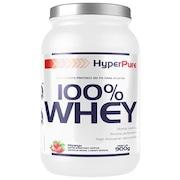Whey Protein Concentrado HyperPure 100% - Morango - 900g