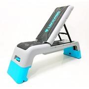Step Deck LiveUp Pro Ajustável com Extensor Elástico