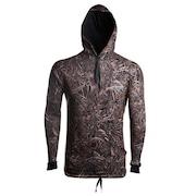 Blusão de Moletom de Pescaria com Capuz BRK Hunter Series 01 - Masculino