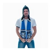 Cachecol do Grêmio Cachecol Mania Dupla Face com Capuz 0bb51708890