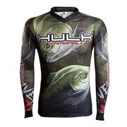 Camisa de Pesca BRK River Monster Tambaqui Hulk com Proteção UV 50+ e5eace3067e