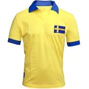 748a049a25 Suécia - Camisa da Suécia - Centauro.com.br