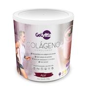 Colágeno Hidrolisado Gelvitta - Açaí - 300g