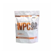 Whey Protein Concentrado Steel Nutrition WPC 8.0 Extreme STN Refil - Morango - 900g