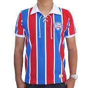 Camiseta do Bahia RetrôMania Cordinha - Masculina 04279d25db34d