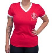 Camiseta do Internacional RetrôMania 1975 - Feminina