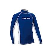 Camisa Térmica Manga Longa Cressi com Proteção UV - Adulto
