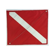 Bandeira de Mergulho...