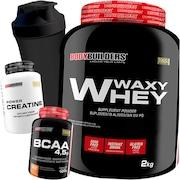 Waxy Whey Protein...