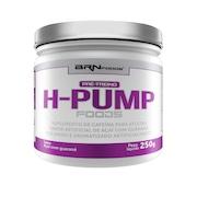Pré Treino H-Pump BRN Foods - Guaraná com Açaí - 250g