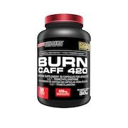 Pré Treino Bodybuilders Burn Caff 420 - 60 Cápsulas