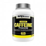 Pré Treino 8 Hours Caffeine BRN Foods - 120 Cápsulas