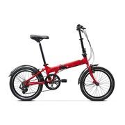 Bicicleta Dobrável Durban Bay Pro - Aro 20 - Freio V-Brake - Câmbio Shimano - 7 Marchas - Adulto