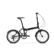 Bicicleta Dobrável Durban Jump - Aro 20 - Freio V-Brake - Câmbio Shimano - Adulto