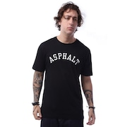 Camiseta Asphalt All Black - Masculina