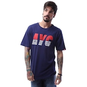 Camiseta Asphalt Atlhetic Stripe - Masculina