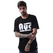 Camiseta Asphalt Ayc Double Stripe - Masculina