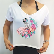Blusa Cropped...