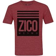 Camiseta do Flamengo Zé Carretilha Zico Mesmo - Masculina