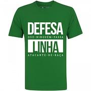 Camiseta Zé Carretilha Defesa Linha - Masculina