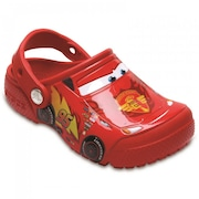 Sandália Crocs Kids Fun Lab Cars Clog - Infantil
