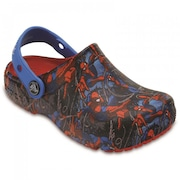 Sandália Crocs Kids Fun Lab Spiderman Clog - Infantil