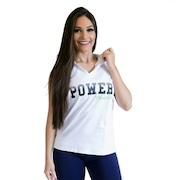 Colete com Capuz Fit Training Brasil Power - Feminino