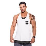 Camiseta Regata Overlay - Masculina