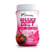 Shake Diet Fitoway - Morango Silvestre - 400g