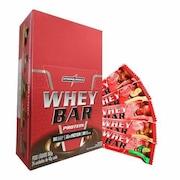 Barra de Proteína Whey Bar Protein Integralmédica - Chocolate  - 24 unidades de 40g
