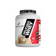 Whey Protein Body Action Delicious Whey - Chocolate Branco - 2kg