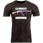 Camiseta Invictus...