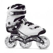 Patins Fila NRK Carbon Verso - In Line - Slalom - ABEC 9 - Base de Alumínio - Adulto