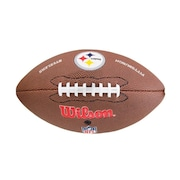 f6a61b3ea5fe8 Bola de Futebol Americano Wilson NFL Pittsburgh Steelers