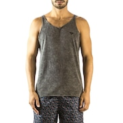 Camiseta Regata Brohood Marmorizada - Masculina