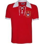 Camisa Polo Sérvia...