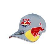 7f5a91b307 Boné New Era 3930 Red Bull Soccer 33245 - Fechado - Adulto