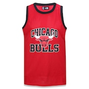 866cc1ac7ee1c Camiseta Regata New Era NBA Chicago Bulls Classic 42081 - Masculina