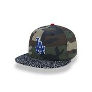 7a303edb5e788 Boné Aba Reta New Era 5950 MLB Los Angeles Dodgers 26600 - Fechado - Adulto