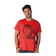 Camiseta Flamengo Braziline Zico Boss - Masculino