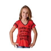 Camiseta Flamengo Braziline Nation - Infantil f2e6183fb0db7