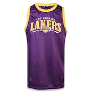 Camiseta Regata New Era Los Angeles Lakers NBA - 43068 ac3fadbe06b