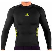 Camisa Manga Longa de Compressão DX3 XSoft - Masculina