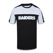 c6c385dca3 Camiseta New Era NFL Oakland Raiders 39697 - Masculina