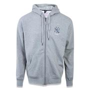 ca2d3d82aa10e Jaqueta de Moletom com Capuz New Era MLB New York Yankees 41563 Canguru -  Masculina