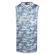 e651a95078873 Camiseta Regata New Era NBA Chicago Bulls Camuflada 39359 - Masculina