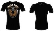 Camiseta Venum Muay Thai Tigre